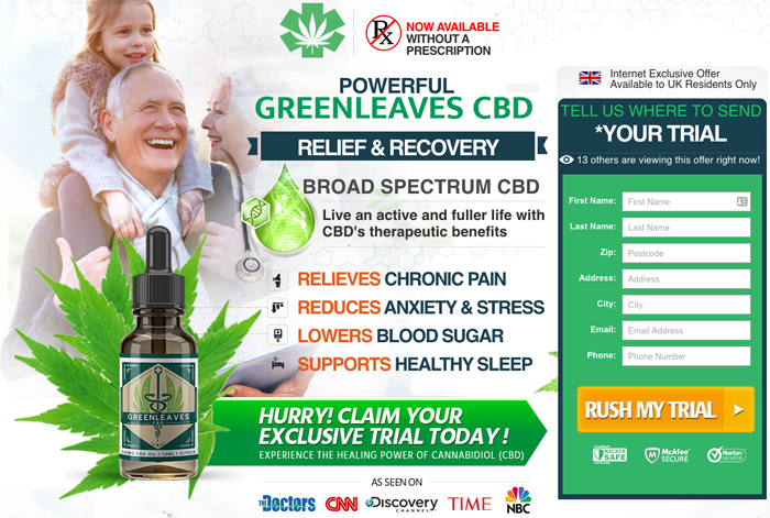 Green Leaves CBD Oil Review