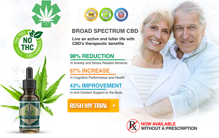 order Green Leaves CBD Oil