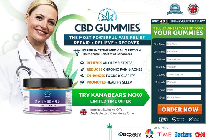 kanabears CBD gummies review